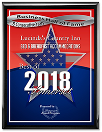 Business Hall of Fame Badge